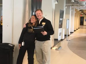Melissa Harris-Perry, Pro-Humanitate Institute, and Jim Otteson, Rethinking Community, October 2017